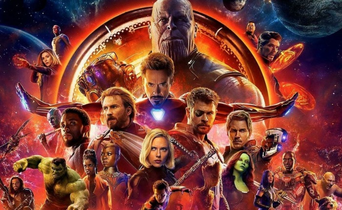 The Big One! Avengers Infinity War