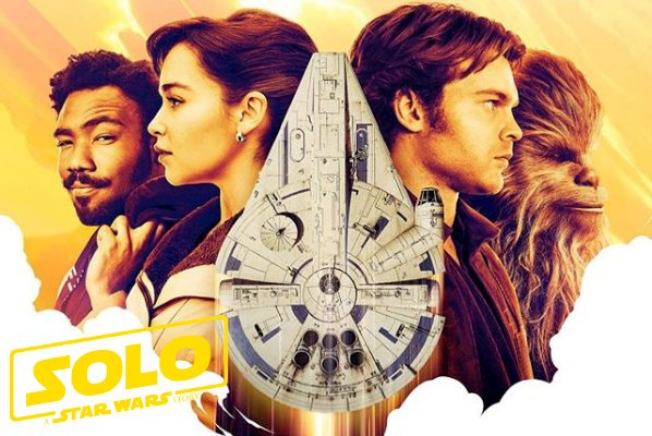 (Spoiler review) Solo: A Star WarsStory